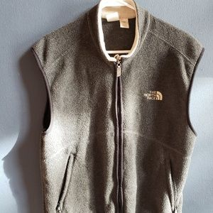 North Face Fleece Vest - Mens Medium